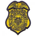 Coast Guard badge