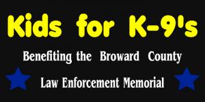 Kids for K-9's