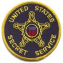 Secret Service patch