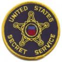 Secret Service patch
